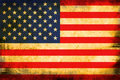 Flag of America Royalty Free Stock Photo