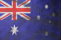 Flag of Australia Royalty Free Stock Photos