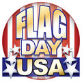 Flag Day USA Royalty Free Stock Images