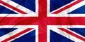 Flag of England Royalty Free Stock Photo