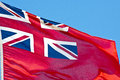 Flag of the Falkland Islands Royalty Free Stock Photo
