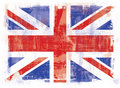 Flag of Great Britain Royalty Free Stock Images