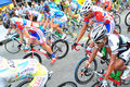 Flag off at LTDL Stage 7 Starting Point Royalty Free Stock Photos