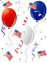 Flag Party background Royalty Free Stock Images