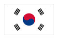 Flag of Republic Korea
