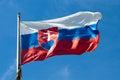 Vlajka, Slovensko