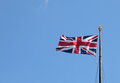 Flag of the United Kingdom Royalty Free Stock Image