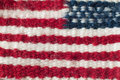 Flag of the United States of America Royalty Free Stock Photo