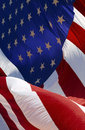 Flag - USA - United States of America Stock Photography