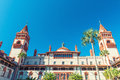 Flagler College at Saint Augustine, Florida Royalty Free Stock Photo