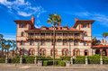 Flagler College in St. Augustine, Florida Royalty Free Stock Photo