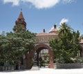 Flagler College in St Augustine Florida USA
