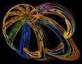 flame fractal 24