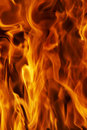 Flames Stock Photography