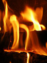 Flames fire Royalty Free Stock Photography