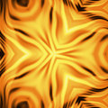 Flames flower Royalty Free Stock Photo