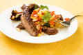 Flank steak Royalty Free Stock Image