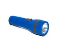 Flashlight a device that makes light Stock Images