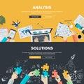 Flat Design Illustration Conce...