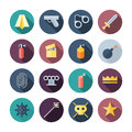 Title: Flat Design Miscellaneous Icons