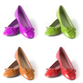 Image : Flat shoes   high