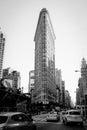 Flatiron Building, NYC Royalty Free Stock Photo