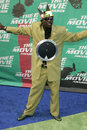 Flavor flav arriving at the mtv movie awards sony pictures culver city ca Royalty Free Stock Photography