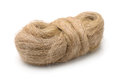 Flax fiber Royalty Free Stock Photo