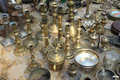Flea market Royalty Free Stock Photos