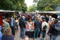 Flea market berlin germany september mauerpark is a linear park in s prenzlauer bergs district the open evey Stock Images