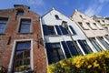 Flemish houses Royalty Free Stock Photo