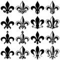 Fleur De Lys Collection