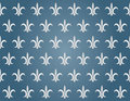 Fleur de lys texture Royalty Free Stock Photo