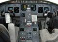 Flight Deck Stock Image