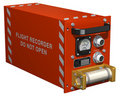 Flight Recorder Royalty Free Stock Photo