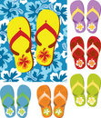 Flip-flop Royalty Free Stock Photo
