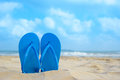 Flipflops Royalty Free Stock Photo