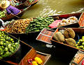 Royalty Free Stock Image Floating Market