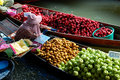 Floating market thailand Royalty Free Stock Photo