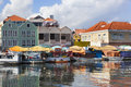 Floating market in Willemstad