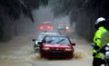 Flood, Malaysia Royalty Free Stock Photo