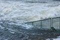 Flood Water Raging Away