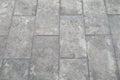 Floor texture stone inside building Royalty Free Stock Photo