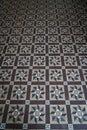 Floor Tiles Pattern Royalty Free Stock Photo