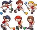 Floorball kids