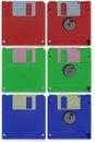 Floppy Disc Royalty Free Stock Photo
