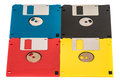 Floppy disk Royalty Free Stock Photo