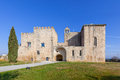 Flor da rosa monastery in crato belonged to the hospitaller knights aka malta order one of the crusader orders currently a pousada Stock Images