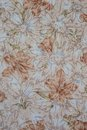 Flora fabric pattern on useful as background Royalty Free Stock Image