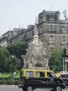 Flora Fountain in Mumbai, India